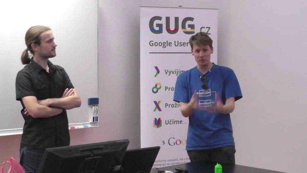 96 aDevMeetup #8: Vladislav Skoumal - Jablečný mošt pro Android vývojáře