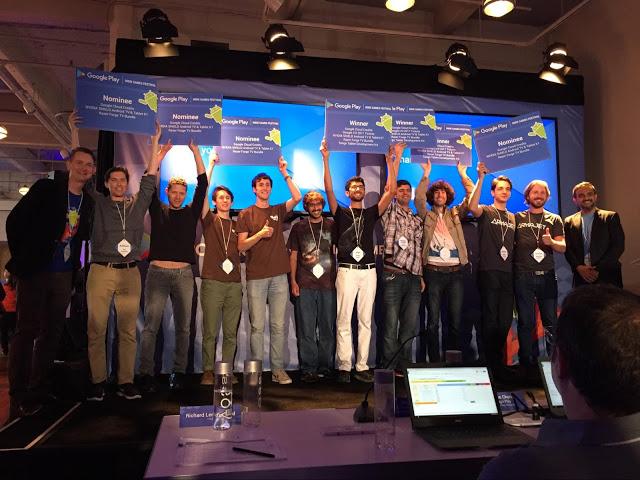 Indie Games Festival Winners