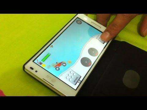 266 LG OPTIMUS L9 P765 Mobile Review Unboxing Demo