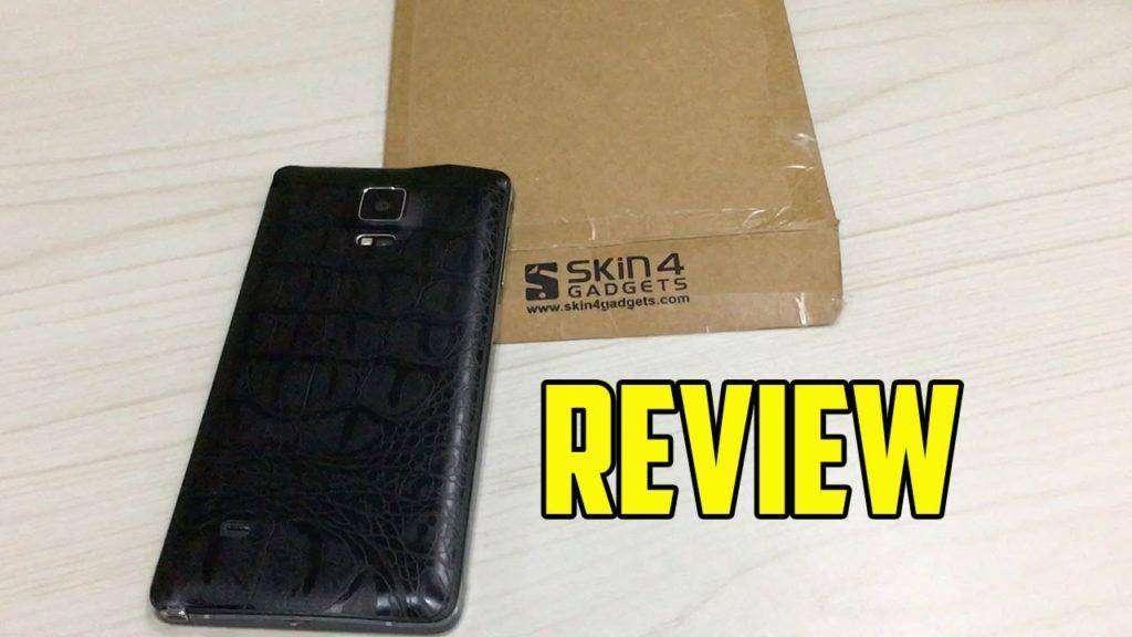 446 Skin4Gadgets Mobile Skin Full Review