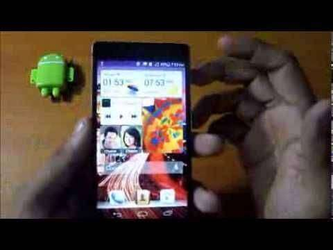 453 Huawei Ascend P6 Android Mobile Phone Review in Malayalam iKairali