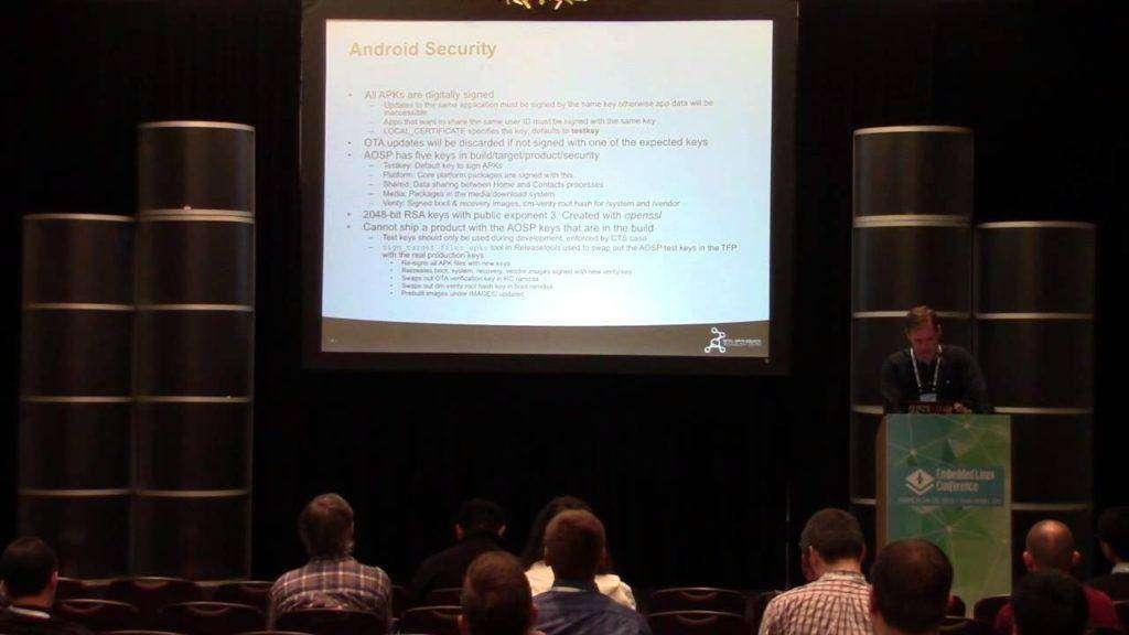 482 ELC 2015 - Android OTA Updates - Andrew Boie, Intel