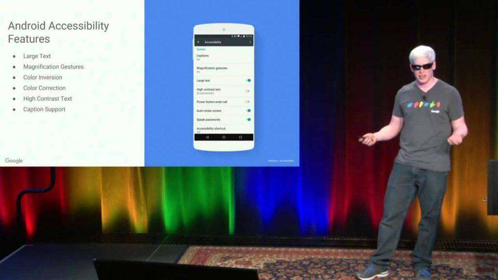 571 GTAC 2015: Automated Accessibility Testing for Android Applications