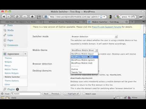 605 Wordpress Mobile Pack Plugin Review for Mobile Websites