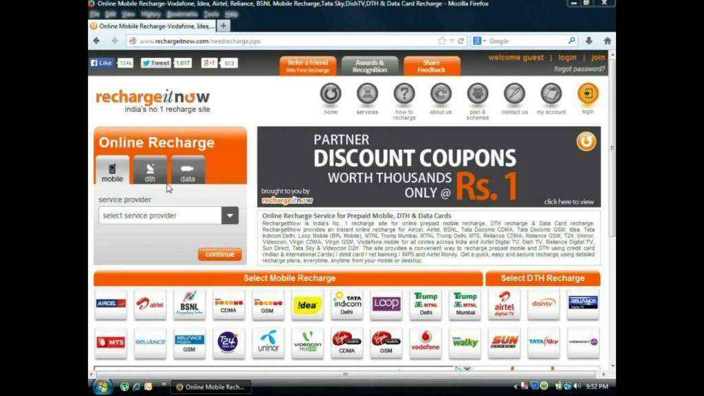 641 RechargeItNow   Mobile Recharge Full Review!