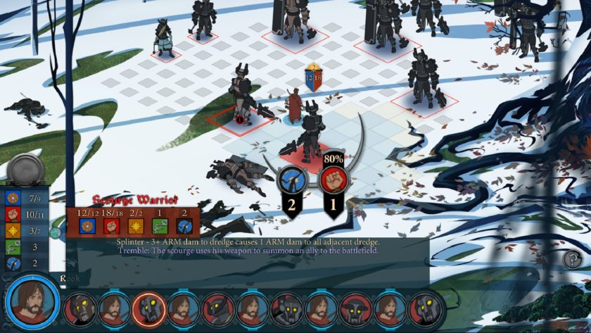 The beautiful, hand-drawn Banner Saga 2 marches onto Android