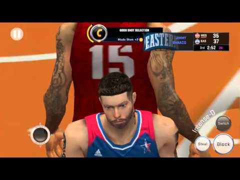 877 NBA2K16 ANDROID ALL STAR
