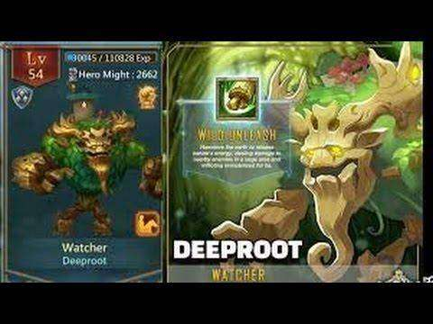919 Lords Mobile: Watcher Review aka Deeproot