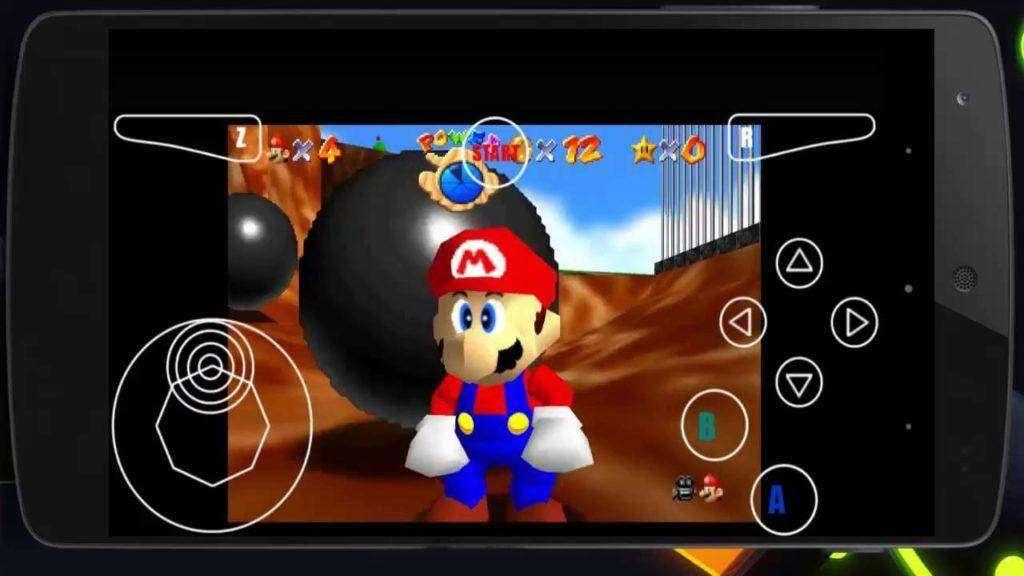 1024 Descargar Super Mario 64  para android [APK SIN EMULADOR]