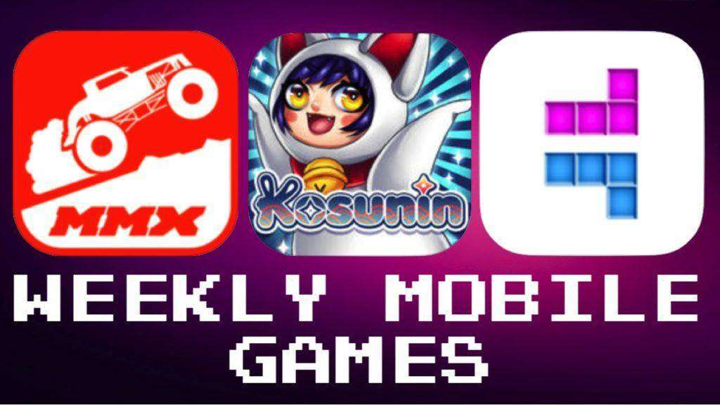 1062 MMX Hill Climb, Kosunin... | Weekly Mobile Games Ep. 50 | iOS, Android