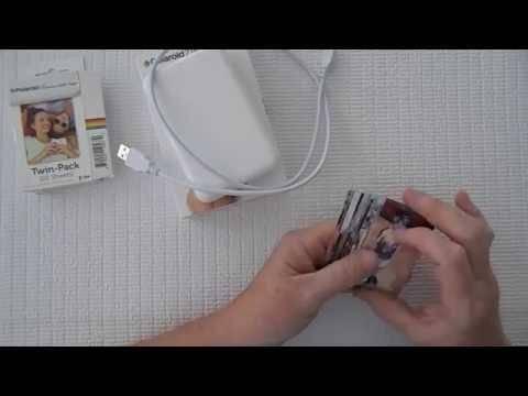 1123 Polaroid Zip Mobile Printer Review