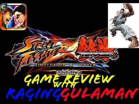 1147 Street Fighter X Tekken Mobile - Game Review
