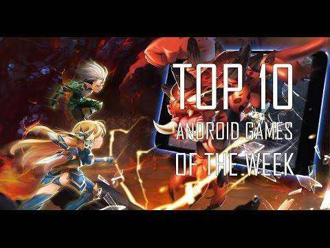1157 Top 10 Android games of the week