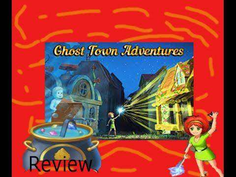 1266 Mobile APP review: Ghost House Adventures