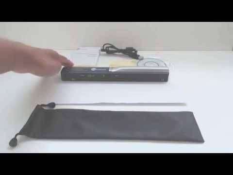 1276 TaoTronics Portable Handheld Mobile Scanner Review (TT-DS001)