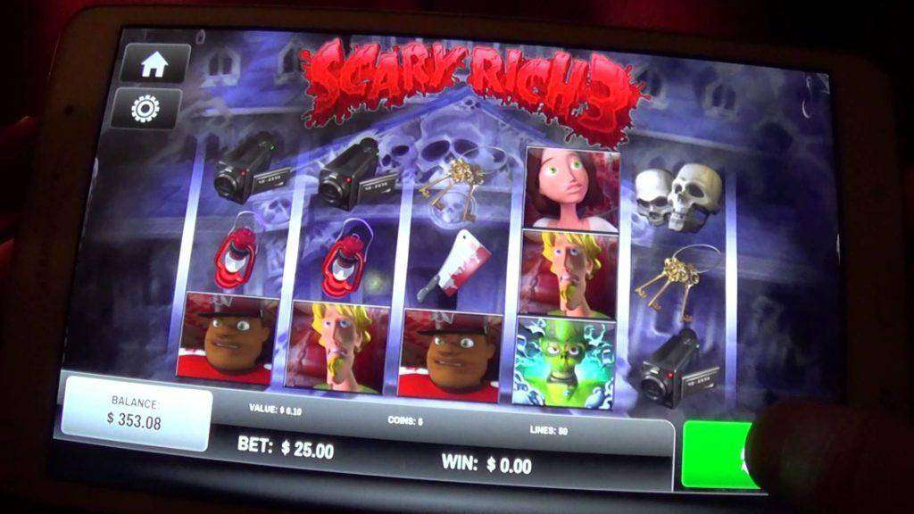 1333 MOBILE Scary Rich 3 FREE Play Game REVIEW