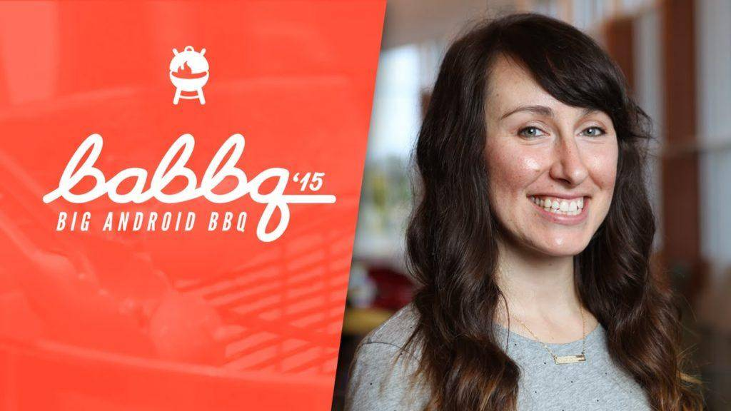 1344 An Interview with Marie Schweiz (Big Android BBQ 2015)