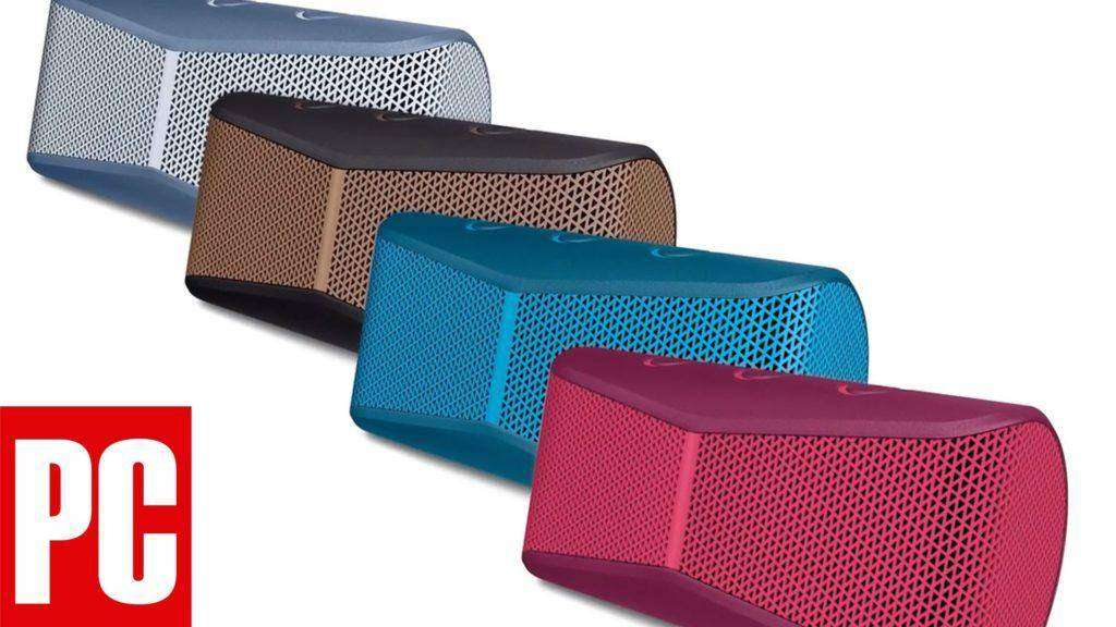 1393 Logitech X300 Mobile Wireless Speaker Review