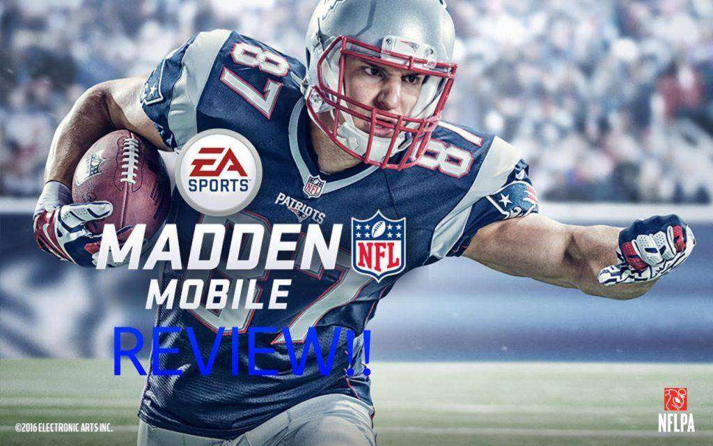1502 Madden Mobile 17 Review+Gameplay!!