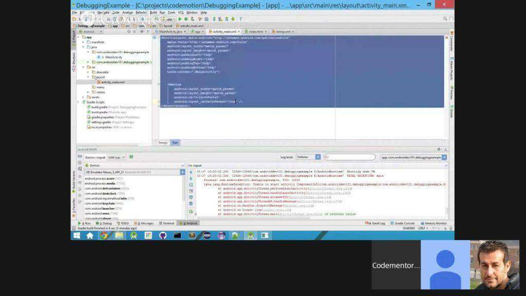 1514 Debugging with Android: Tips and Q&A