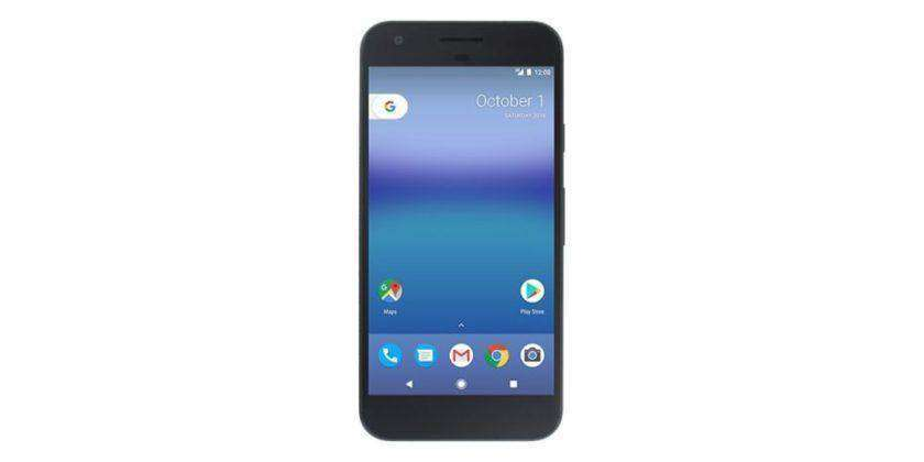 Leaked: New image of the Google Pixel