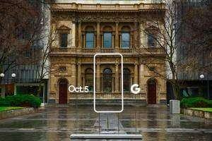 Now in the Land Down Under – Google's sculpture advertising hits Australia