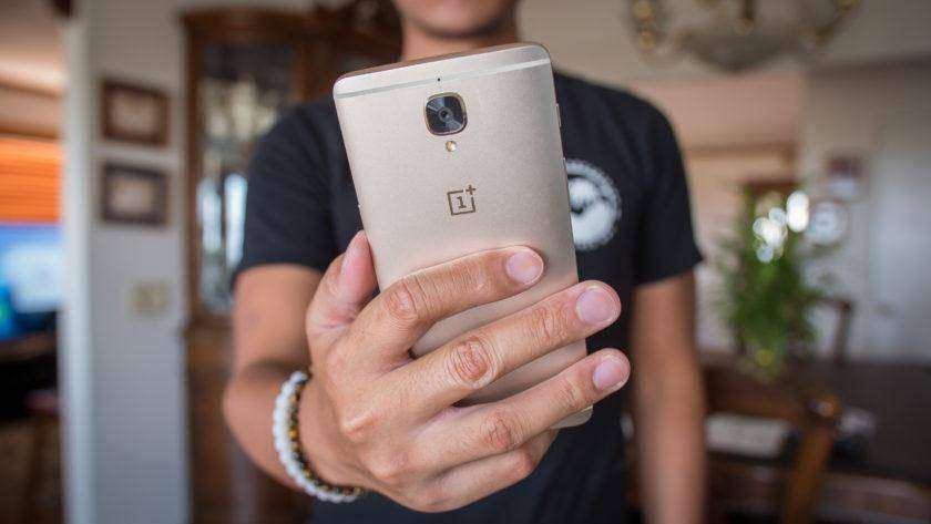 891 OnePlus 3 community build v3.5.3 brings cellular data firewall, expanded screenshots and more
