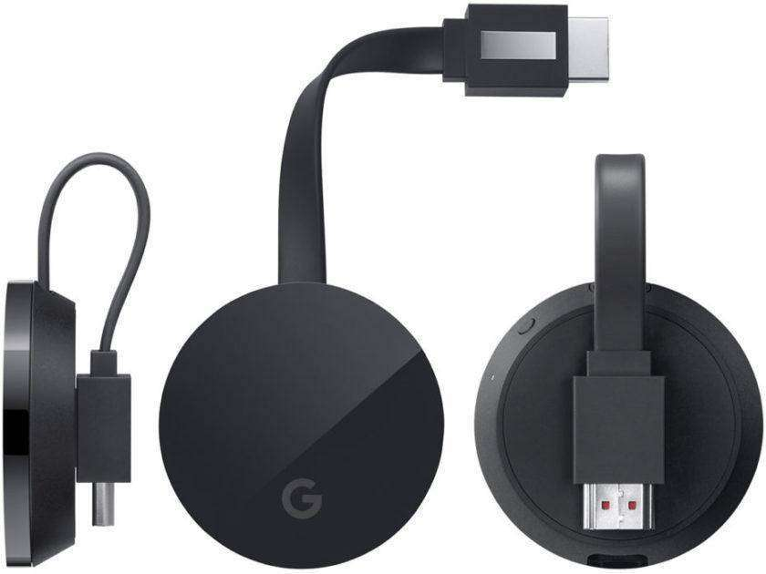 75 This is what the Chromecast Ultra will look like