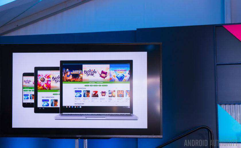 382 (Update: now on Pixel 2015) Android apps support finally arrives on Chrome OS stable channel