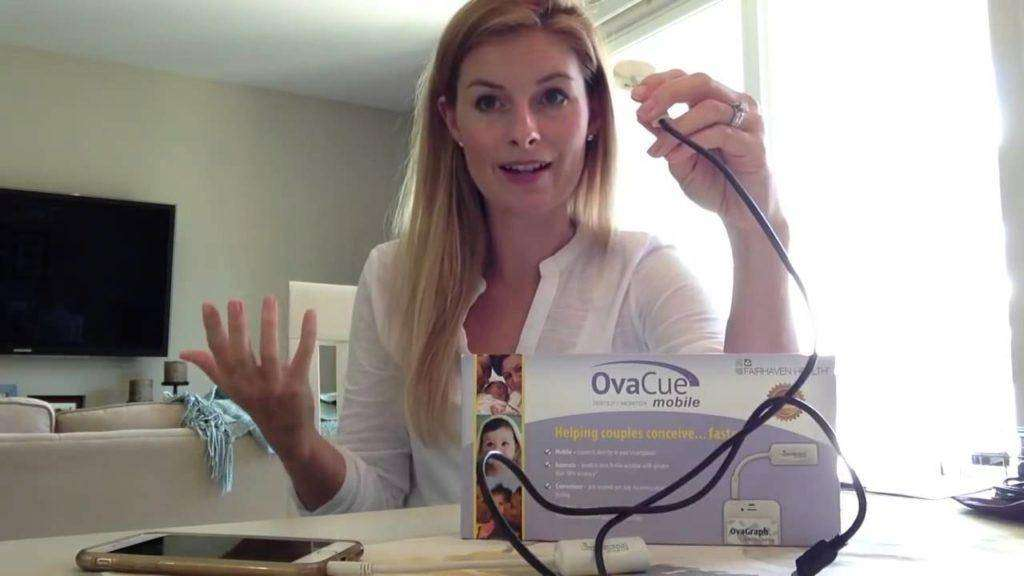1612 Ovacue Fertility Monitor Mobile Review