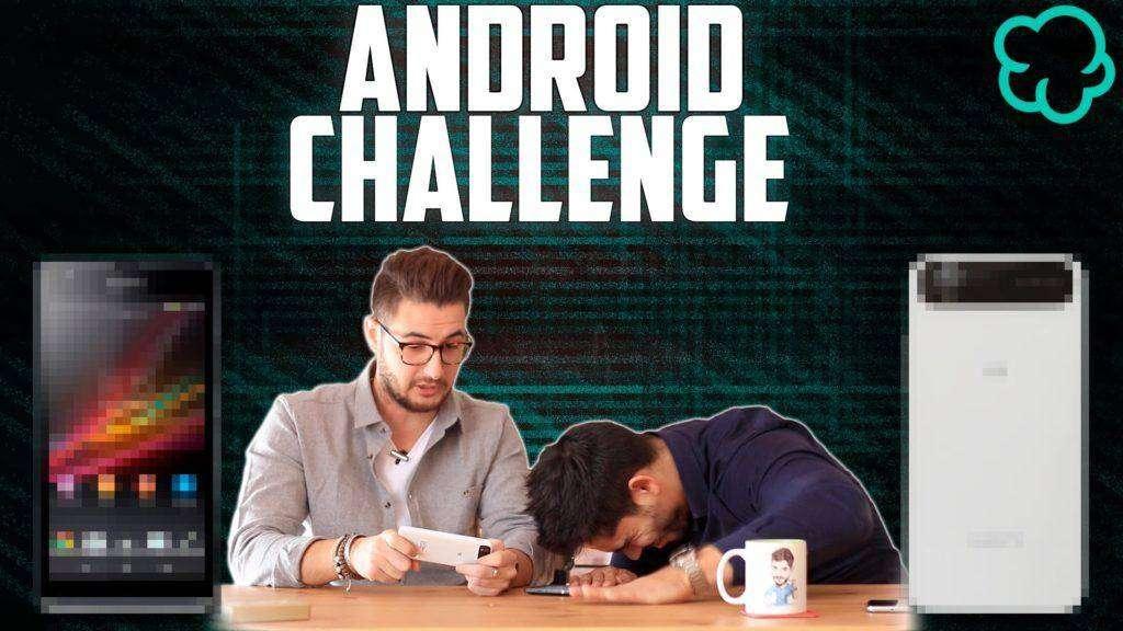 "1664 Android Challenge 2: 80€, Dual core, menos de 5"""
