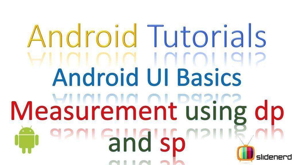 1733 35 Android dp vs sp   coursetro.com