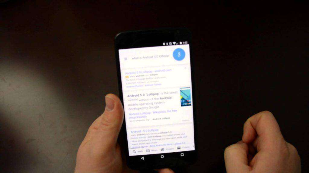 1760 Android Lollipop Accessibility: TalkBack