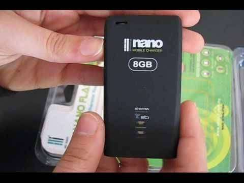 1819 Nano Mobile charger Review
