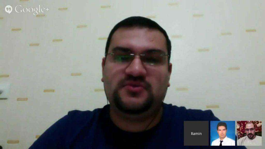 1833 Bilişim Sohbetleri - Android'in Geleceği - Ramin Orucov