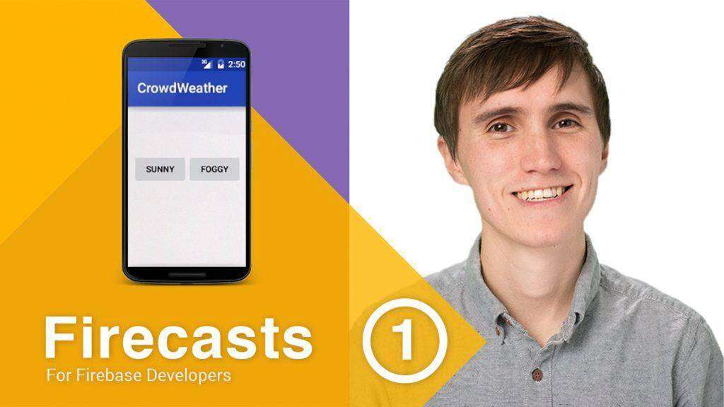 1861 Getting started with Firebase and Android - Firecasts #1