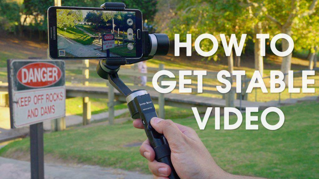 1924 Stabilize Your iPhone and Android Video Footage