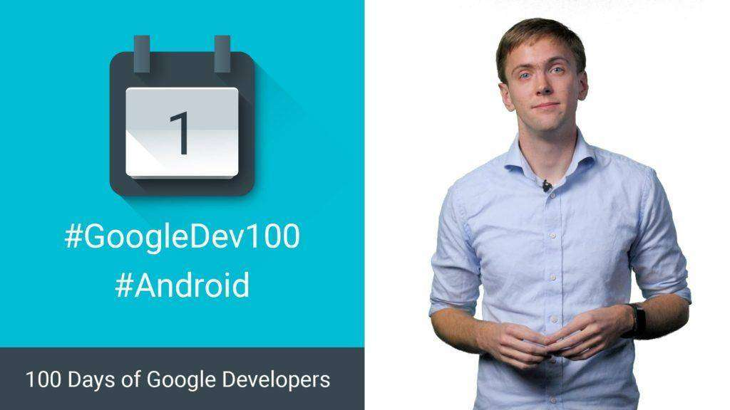 2008 Android Design Support Library (100 Days of Google Dev)