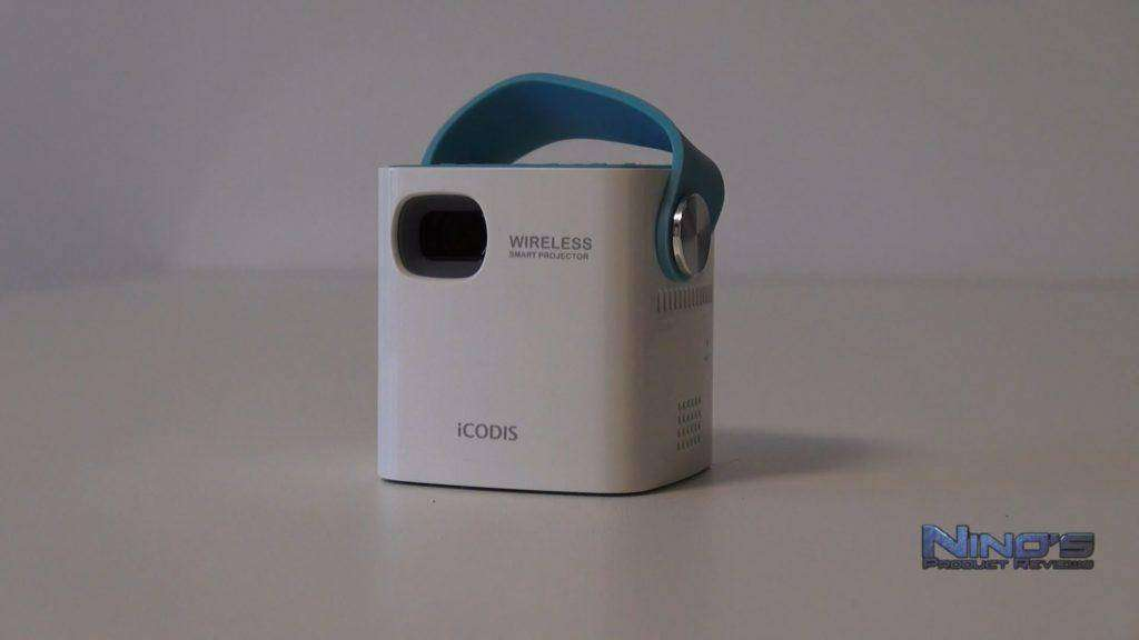 2011 iCODIS CB-100W Mobile Projector Review