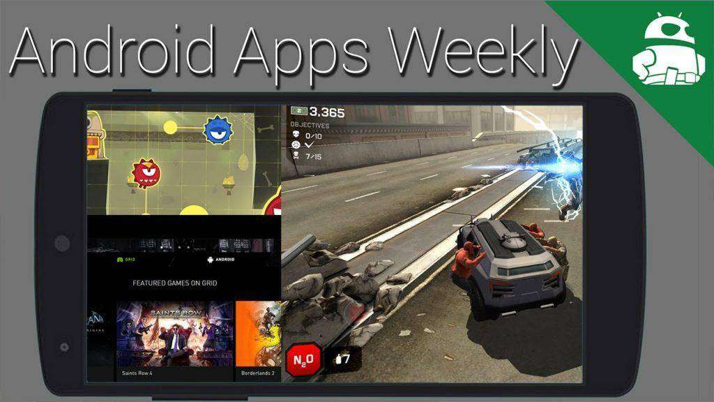 2054 Happy Birthday Google Play, NVIDIA GRID, Zombie Highway 2! - Android Apps Weekly