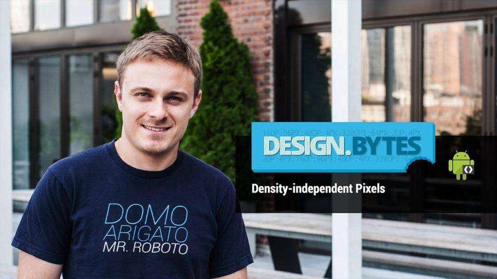 2079 DesignBytes: Density-independent Pixels