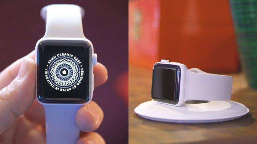 2127 Apple Watch Edition (Ceramic): Unboxing & Review!