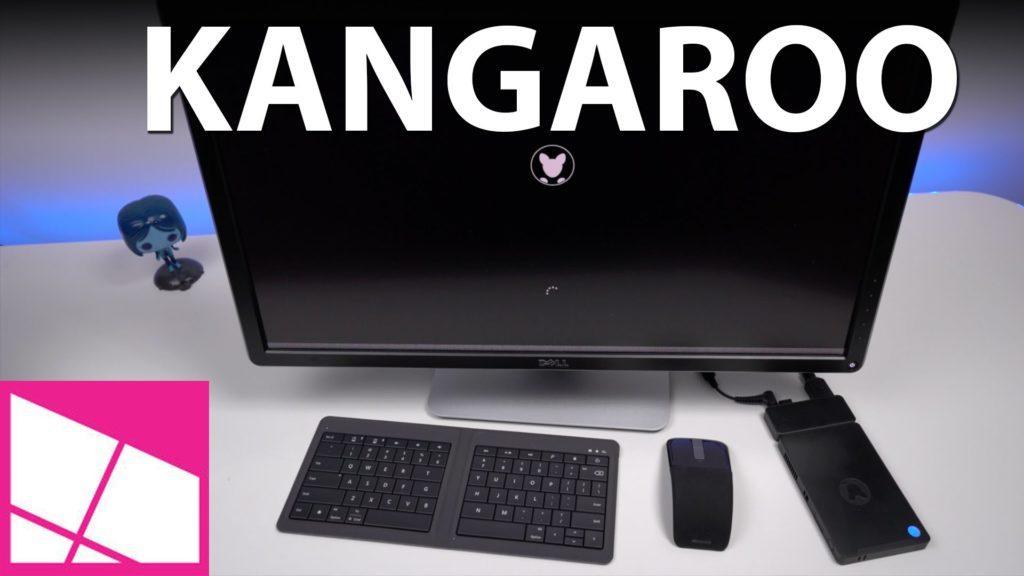 2179 Kangaroo Mobile Desktop review: Windows 10 PC for $99