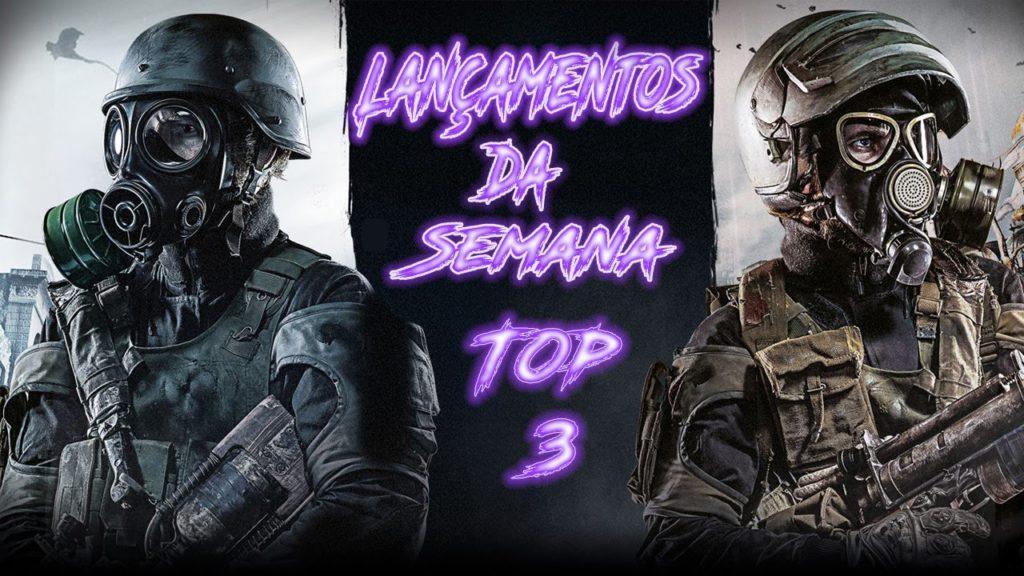 2213 Lançamentos da semana FPS- Android TOP 3