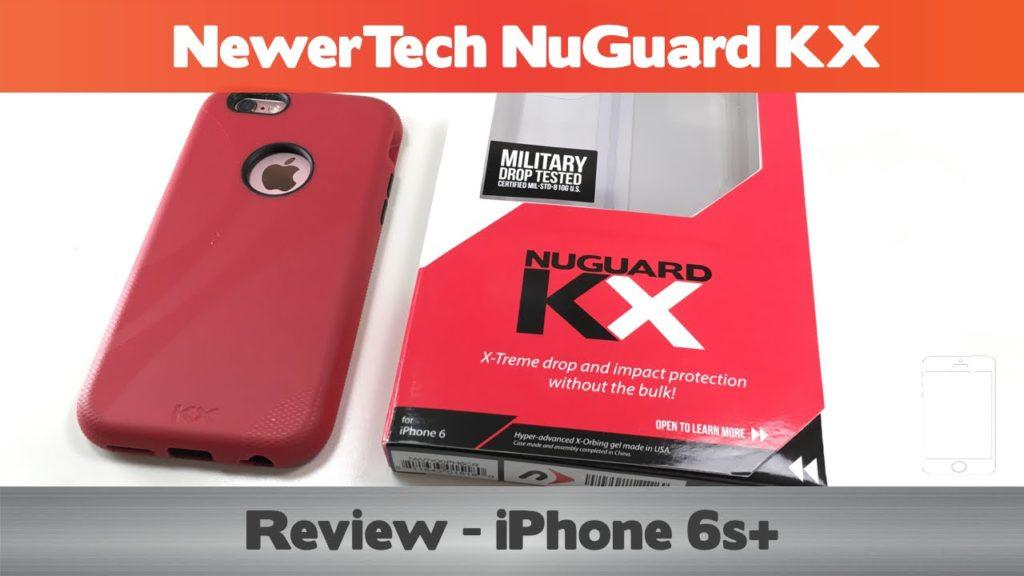 2229 NuGuard KX Review -  iPhone 6s/iPhone 7 Cases