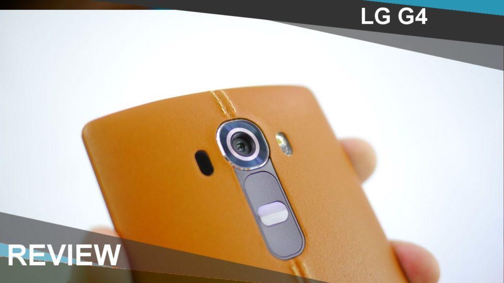 2249 Review: LG G4 (Deutsch) | mobile-reviews
