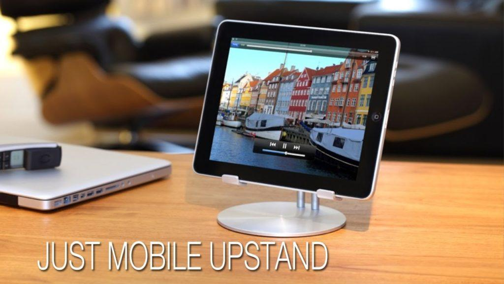 2317 Just Mobile UpStand Review @justmobile