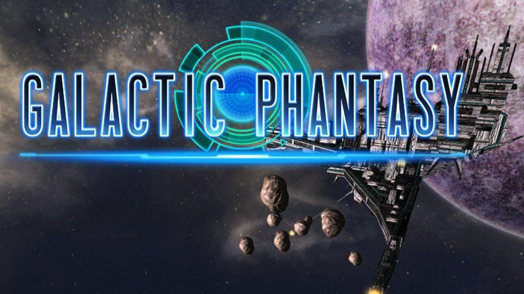Classic Game Room – GALACTIC PHANTASY mobile review