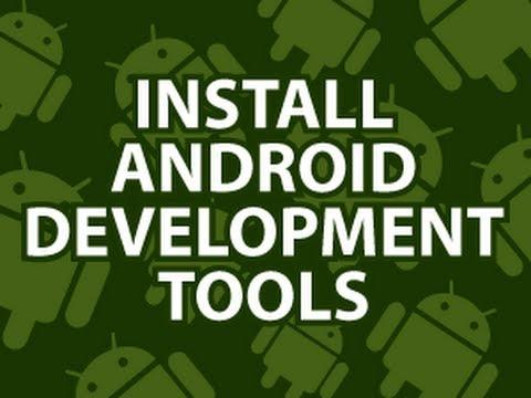 2347 Install Android Development Tools
