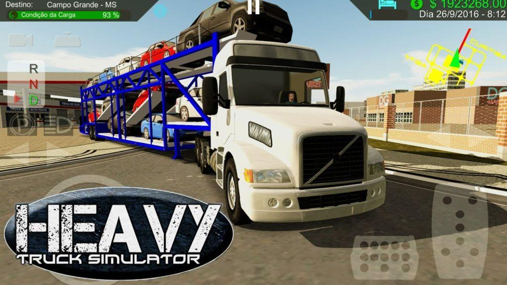 2356 VOLVO NH NA CEGONHA - HEAVY TRUCK SIMULATOR (ANDROID)
